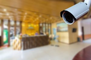 CCTV Improves Warehouse Security