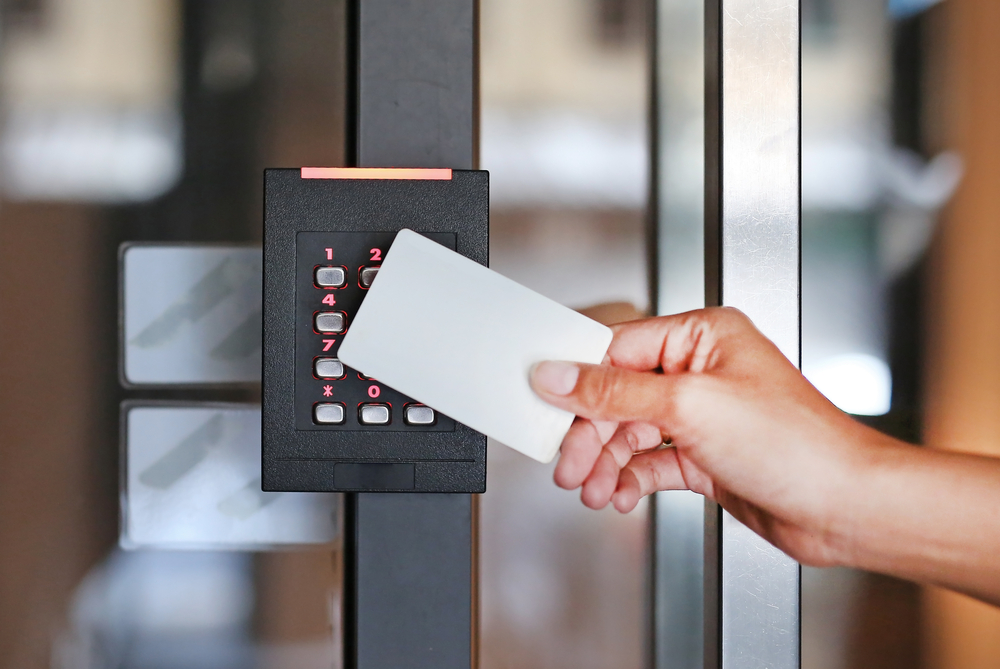 Access Control, Commercial Access Control, Business Access Control