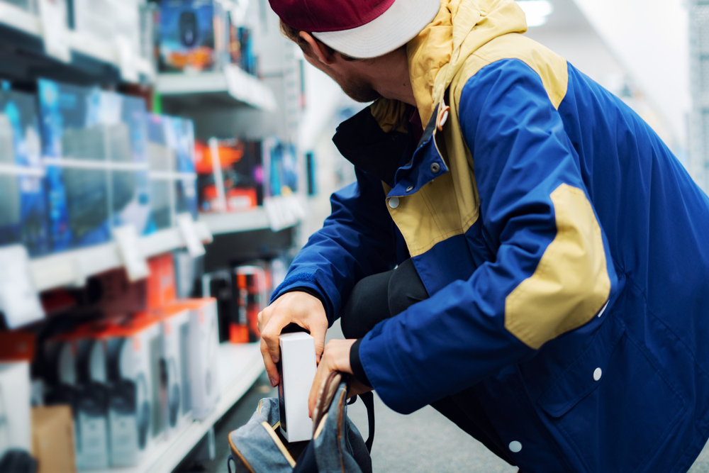 small business security theft
